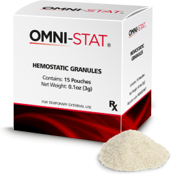 Hemostatic Granules