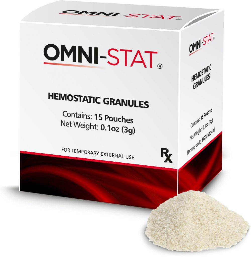 Omni-stat granules